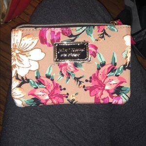Betsey Johnson Cosmetic Pouch
